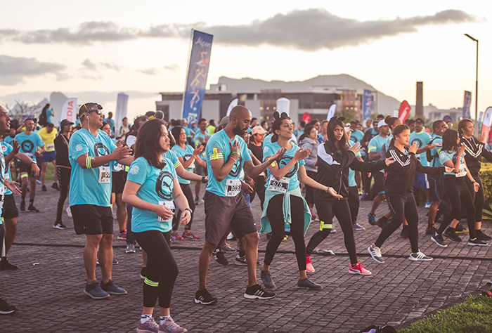 puma night run, la promenade moka, jogging, sport, puma night run moka, trail ile maurice