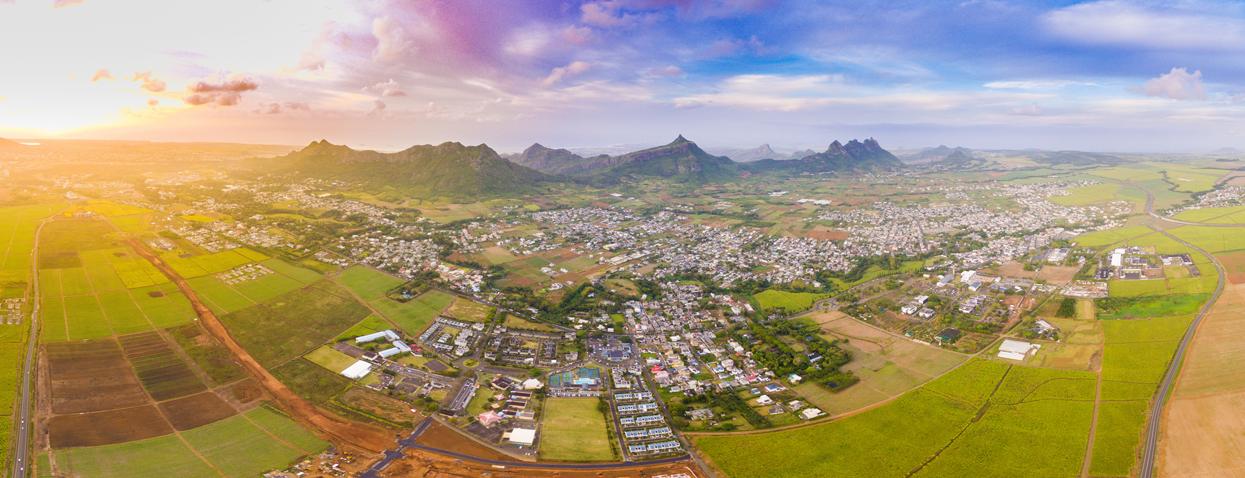 Smart City Scheme   Moka, Mauritius