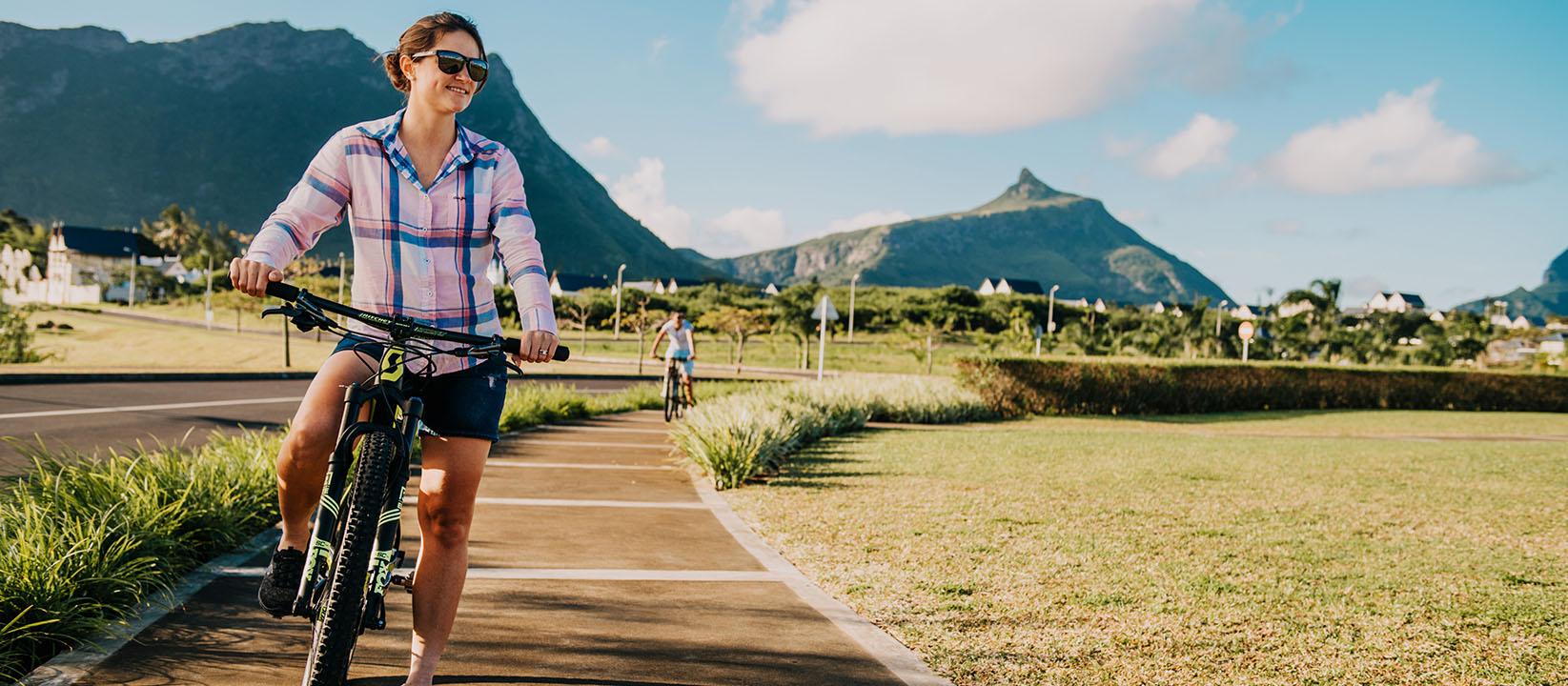 sports individuels, sport à moka, activités en plein air