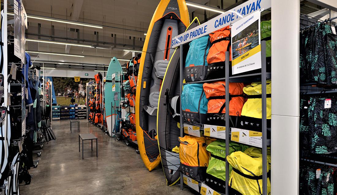 decathlon, peche, kayak