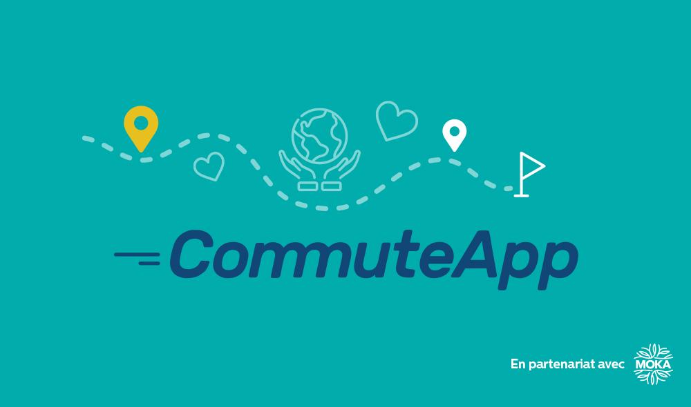 Commute, commute app, covoiturage, carpooling