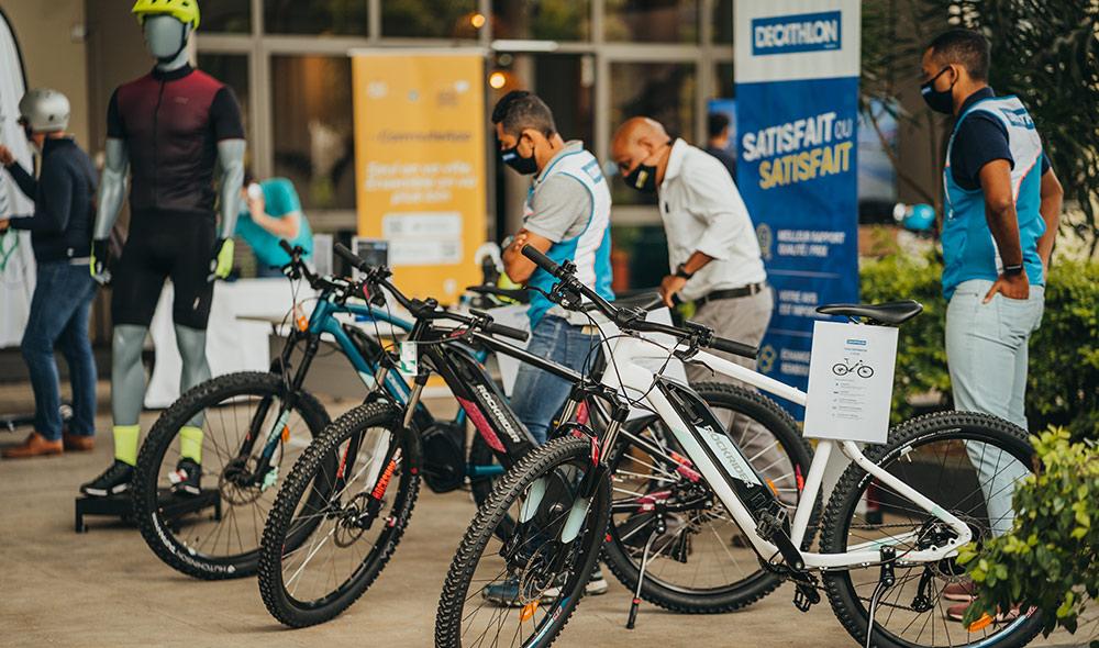 electric mobility, vélo électrique, decathlon, rockrider,eMobility