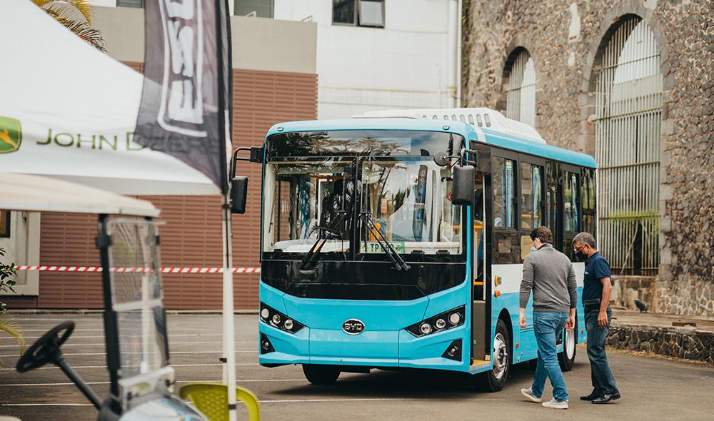 eBus, electric mobility, RHT, eMobility