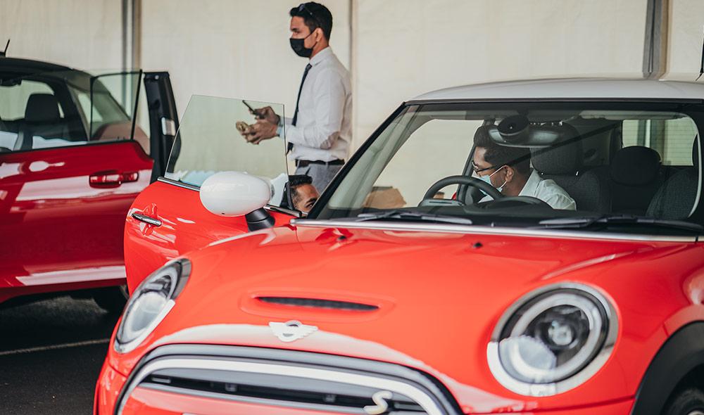 mini, mini mauritius, eMobility, electric mobility