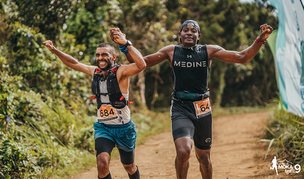trail race, hiking, run, moka trail